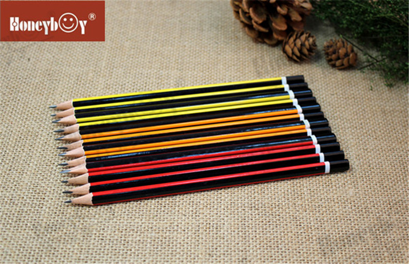 Honeyboy Beatiful High Quality Dipped Cap Pencil From China