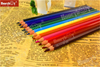 Honeyboy Plastic Wood Free Color Pencil From China