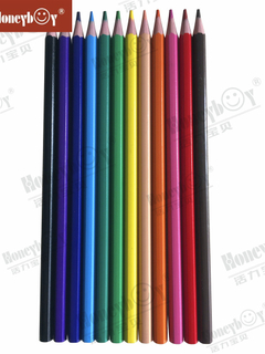 2021 China New Plastic Wood Free Standard Color Pencil